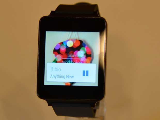 LG's G smartwatch