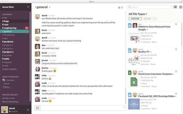 random instant messaging gifs