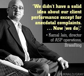 Kamal Jain, BrassRing