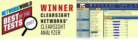 ClearSight Networks' ClearSight Analyzer