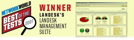LANDesk's LANDesk Management Suite