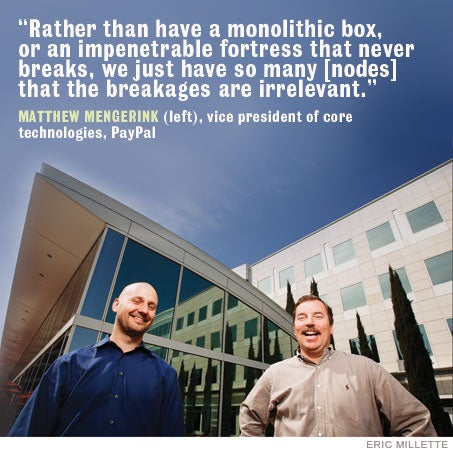Matthew Mengerink of PayPal