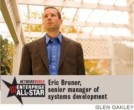 Eric Bruner, Sallie Mae