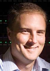 Dallas Thornton, SDSC IT director