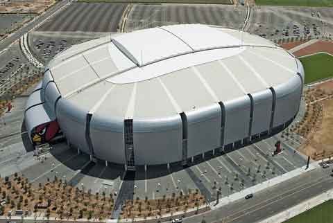 Photo of University of Phoenix stadium