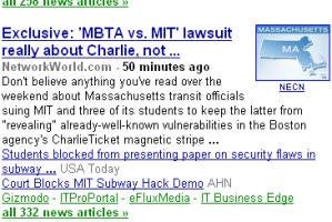 Fooling Google News is this easy | Network World