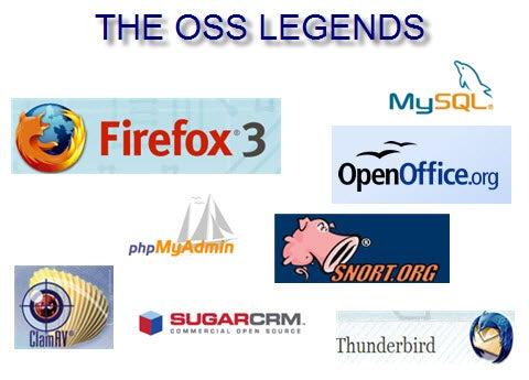 open source legends