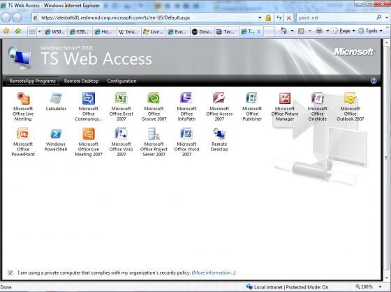 Windows 2008 R2 Remote Desktop Services (RDS) (2 of 2) | Network World