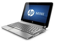 HP Mini 210 netbook