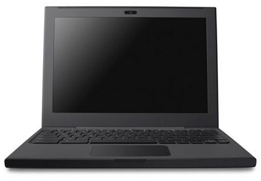 Cr-48 - the Chrome OS prototype