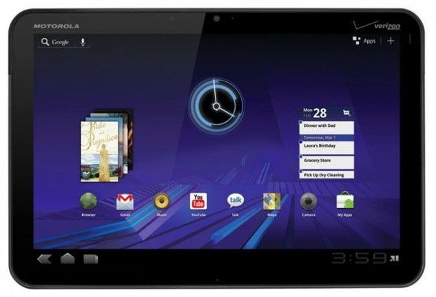 Picture of Motorola Xoom