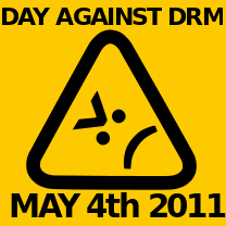 Defective by Design Logo