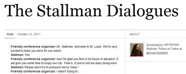 StallmanDialogues