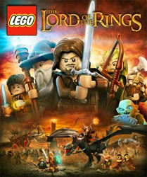 Lego Lord of the Rings video game