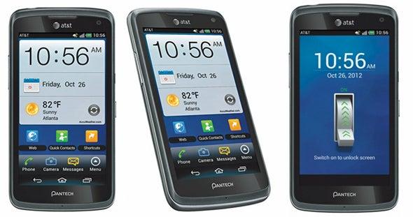Pantech Flex smartphone