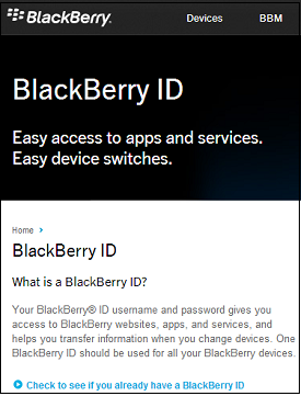 blackberryID