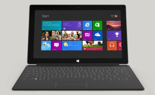 Surface for Windows 8 Pro
