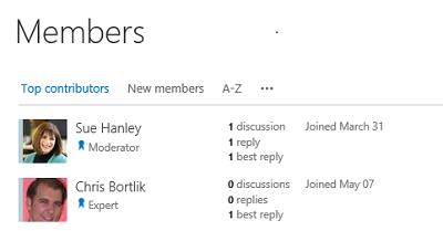 Members-Badges