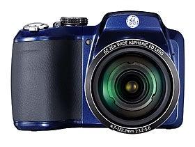 GE camera