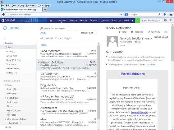 Choosing Office 365 For The Enterprise Network World