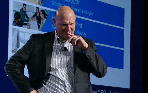 Steve Ballmer steps down from Microsoft's board ...
