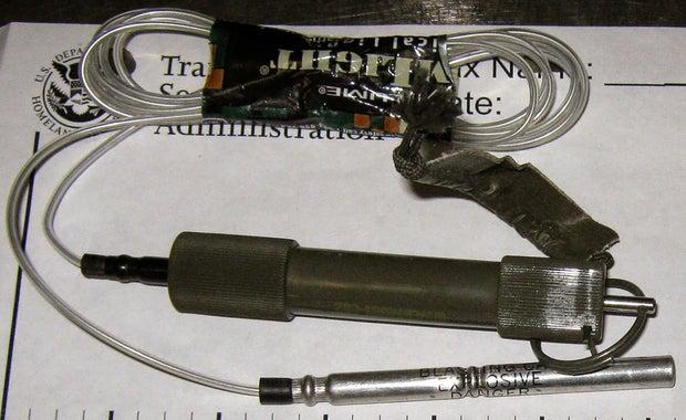M60 fuse lighter