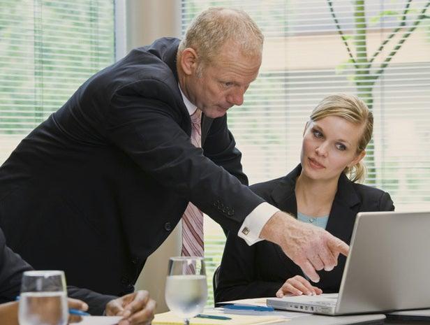 Micromanaging employee