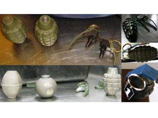 More grenades