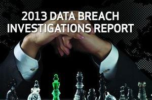 Nuggets from Verizon's 2013 Data Breach Investigations Report