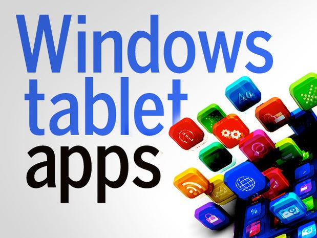 Windows tablet apps