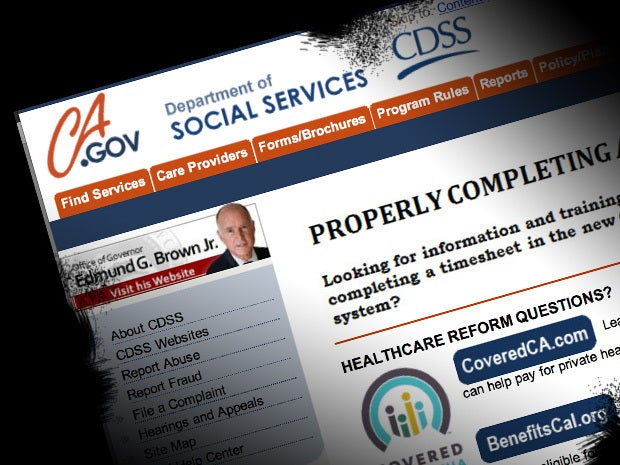 #20: Dept. of Social Services, state of California
