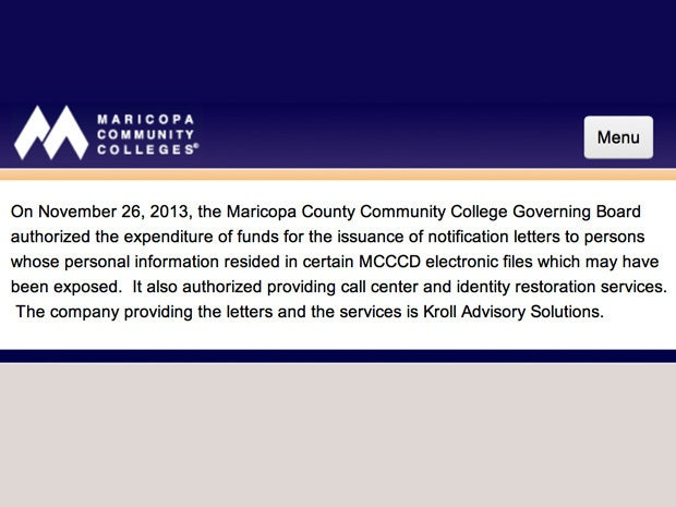 #4: Maricopa County Community College District