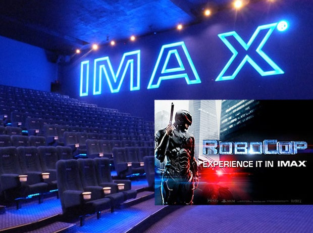 IMAX movies (many locations)
