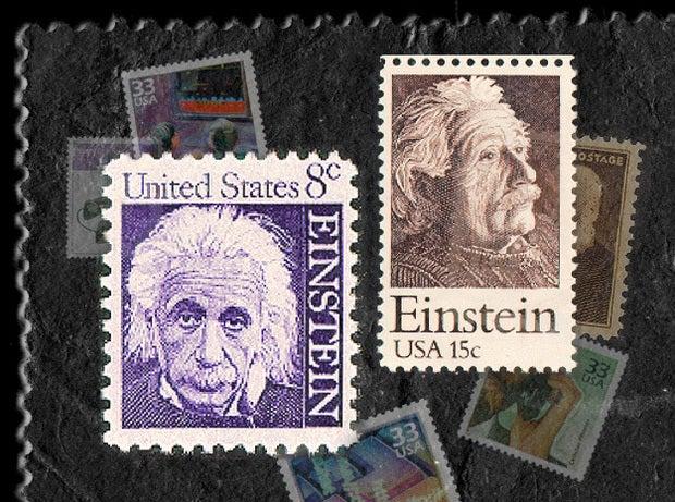 Albert Einstein (1966, 1979)