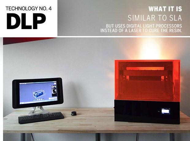 Technology No. 4: DLP