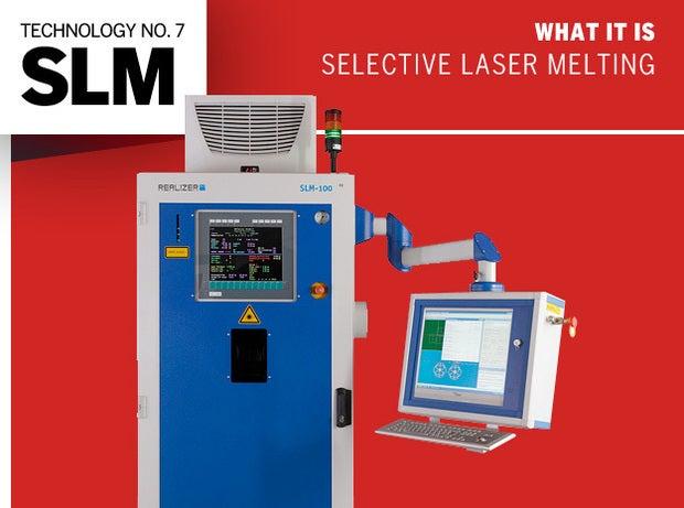 Technology No. 7: SLM