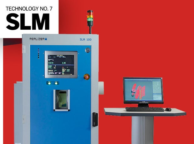 Featured Printer: The ReaLizer SLM 100