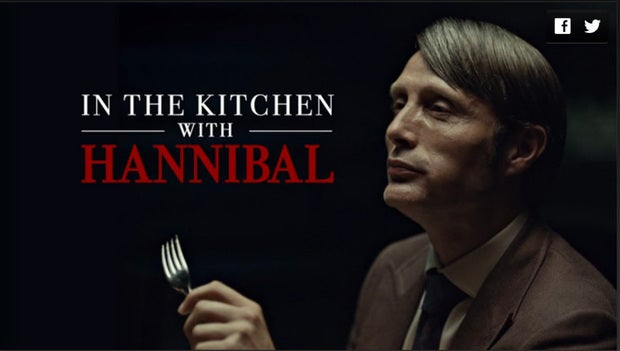 In the Kitchen with Hannibal