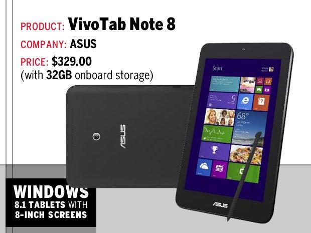 VivoTab Note 8