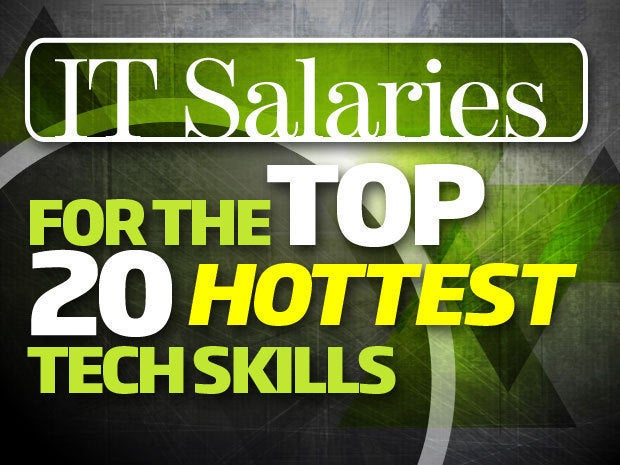 IT salaries, IT skills