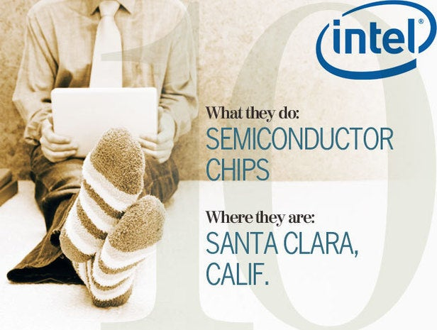 Intel, telecommuting