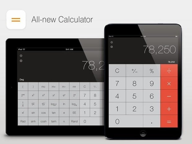 Calculator (Tap Nation)