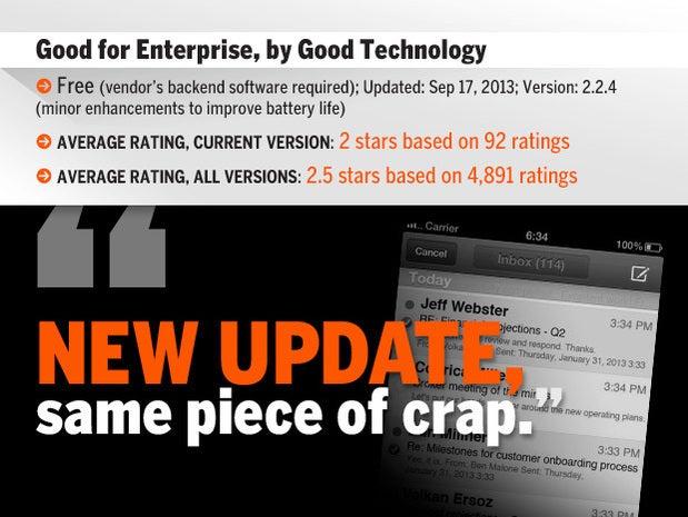Good for Enterprise
