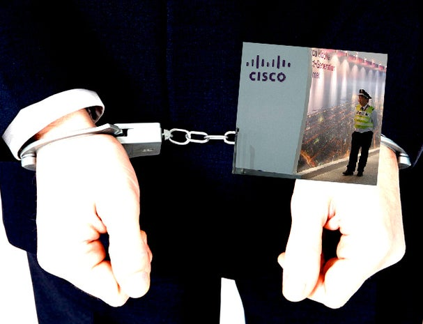Scammer steals $37M from Cisco