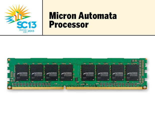 Micron Automata Processor