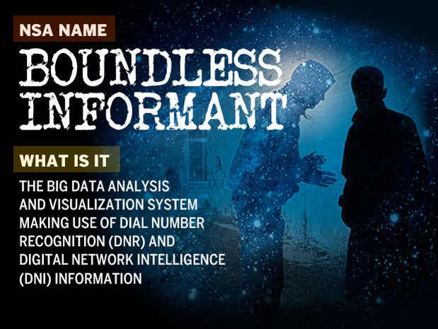 NSA hacking tool code names