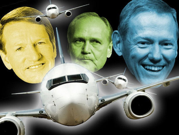 Big Three Auto CEOs:  I Told You We Should Have Flown Coach