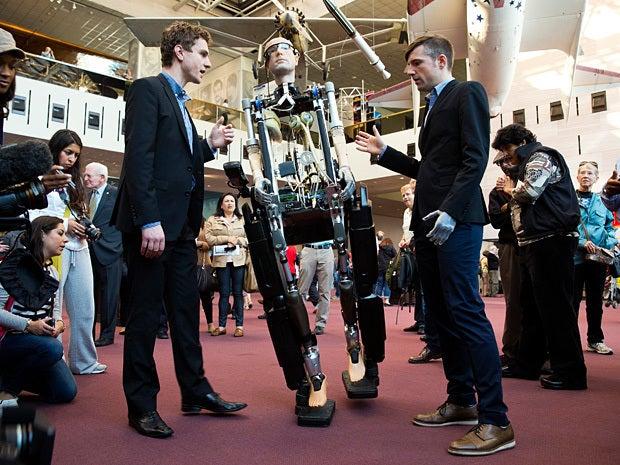 The Incredible Bionic Man