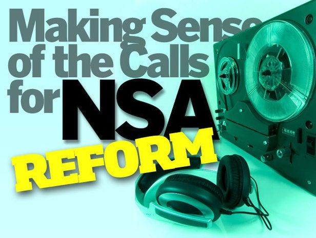 NSA reform