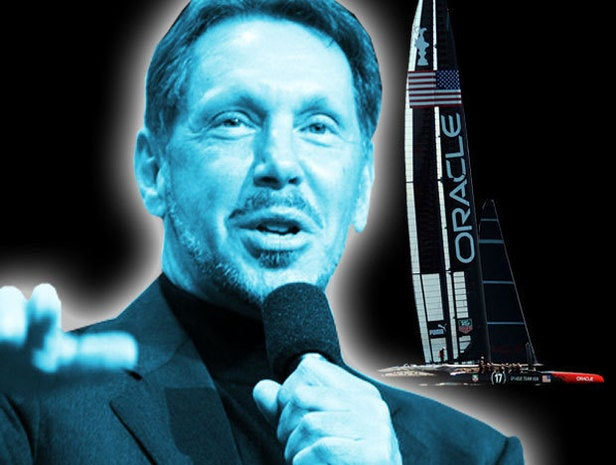 Larry Ellison: Start the Keynote Without Me